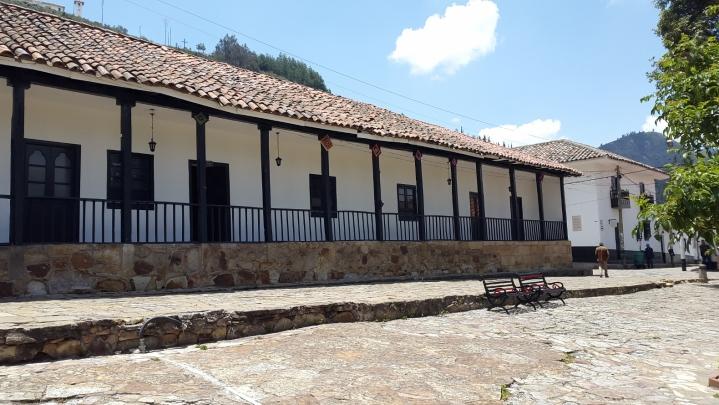 Construcciones Coloniales en Cucunuba - Cundinamarca - Colombia