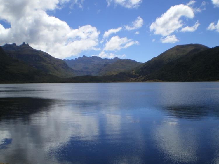 Laguna de Chingaza - Parque Nacional Natural Chingaza - Cundinamarca. Foto David Medina