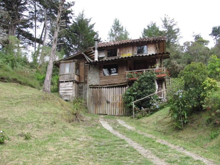 Reserva Natural Monte Vivo en Santa Elena - Medellín - Antioquia. Foto David Medina