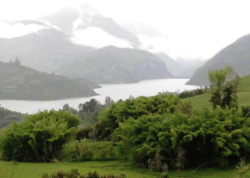 Provincia del Guavio - Cundinamarca. Foto David Medina.
