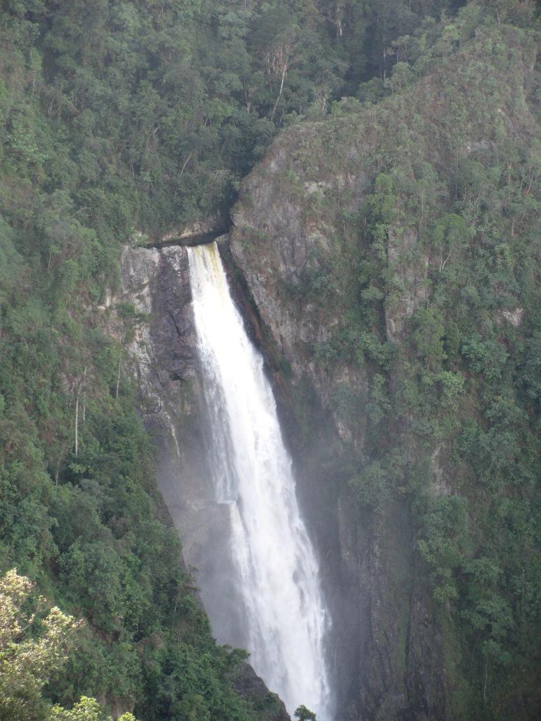 Cascada Salto Bordones - Huila, Colombia. Foto David Medina