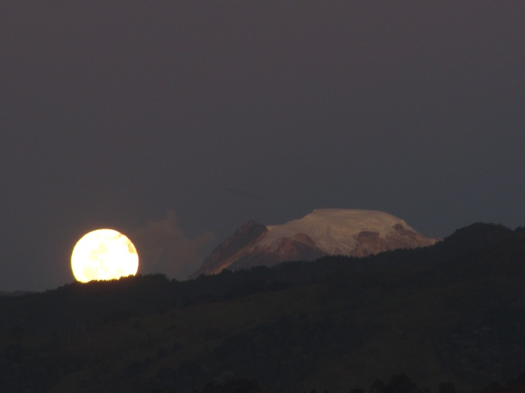 Nevado del Tolima, Colombia. Foto David Medina