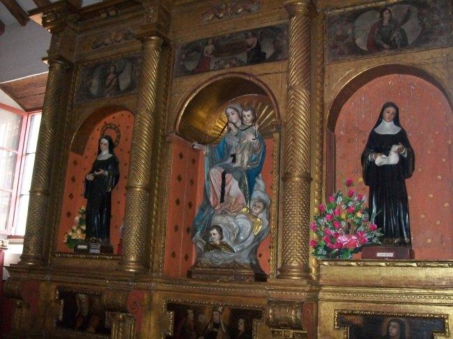 Santuario Nuestra Señora de la Salud - Municipio de Bojacá - Cundinamarca