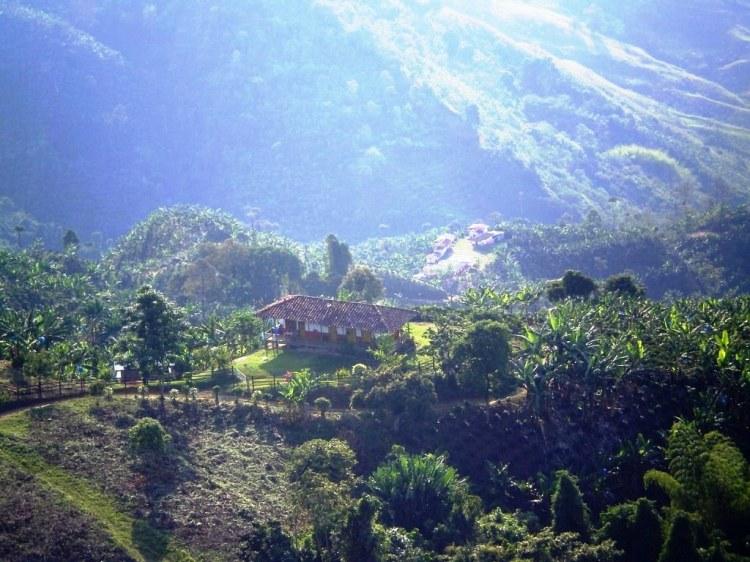 Cristo de Belalcázar - Caldas - Colombia