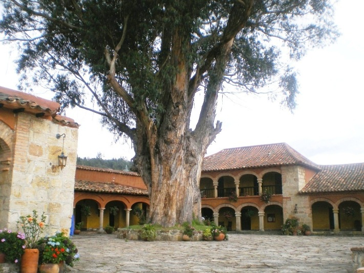 Hacienda El Salitre - Paipa - Boyacá.  Foto: David Medina