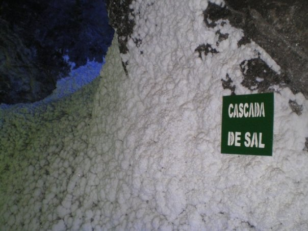 Cascada de sal