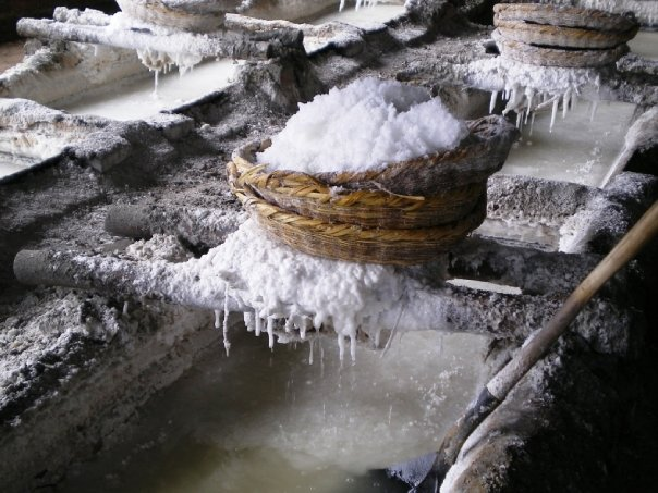 Hornos de Sal
