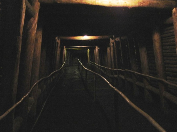 Túnel de Ingreso