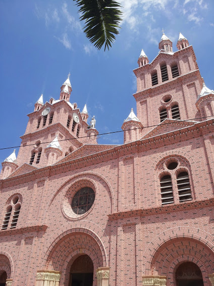 Basílica de Buga - Valle del Cauca. Foto: David Medina