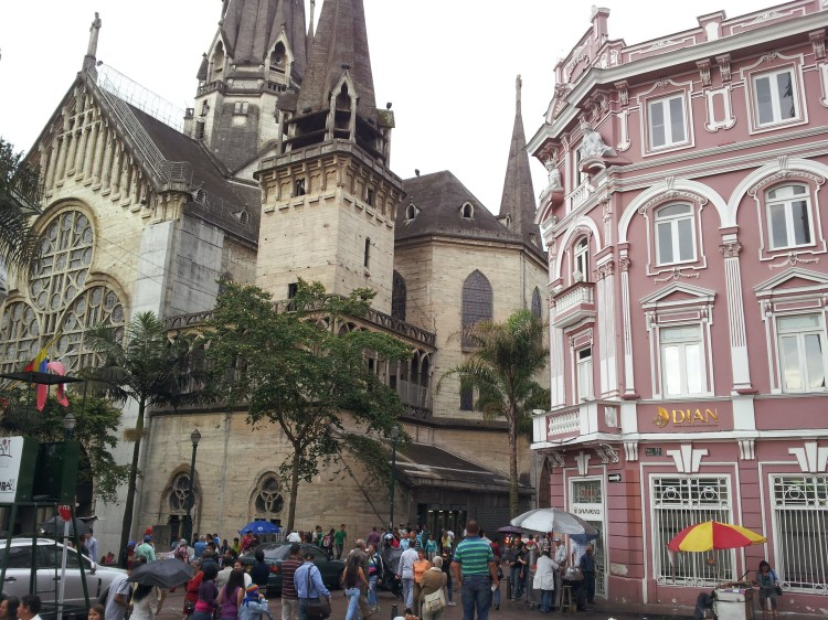 Catedral de Manizales. Foto: David Medina