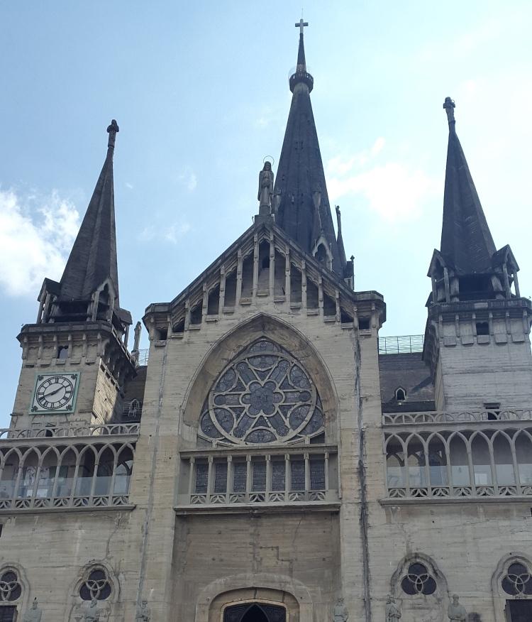 Catedral Basílica Metropolitana Nuestra Señora del Rosario de Manizales. Foto: David Medina