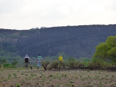 Zona de petroglifos - Vichada - Colombia. Foto: David Medina