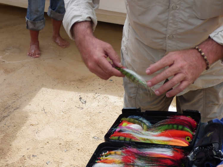 Anzuelos para pesca deportiva - Vichada. Foto: David Medina