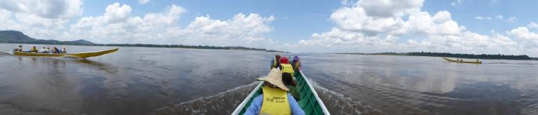 Navengando el Río Orinoco - Vichada - Colombia