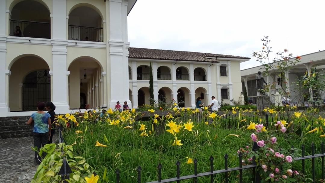 Casa Museo Guillermo Valencia - Popayán - Cauca. Foto: David Medina