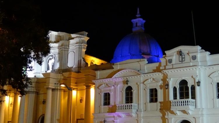Catedral Nuestra señora de la Asunción - Popayan - Cauca. Foto: David Medina