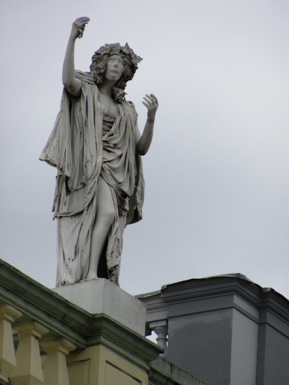 Estatuas - Popayán - Cauca. Foto: David Medina