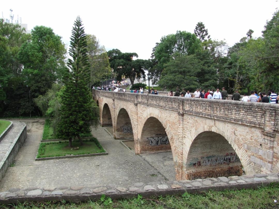 Puente del Humilladero - Popayán - Cauca. Foto: David Medina