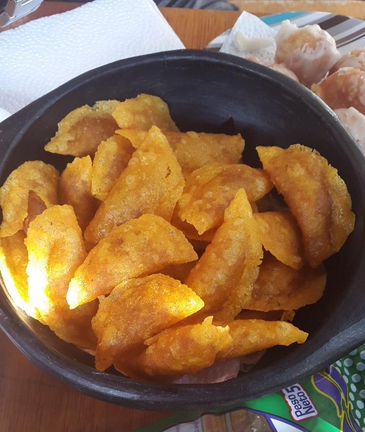Empanadas de Pipian - Popayán - Cauca. Foto: David Medina
