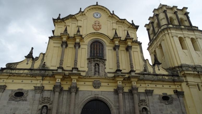 Iglesia de San Francisco - Popayán - Cauca. Foto: David Medina