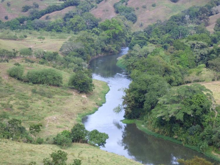 Río la Vieja