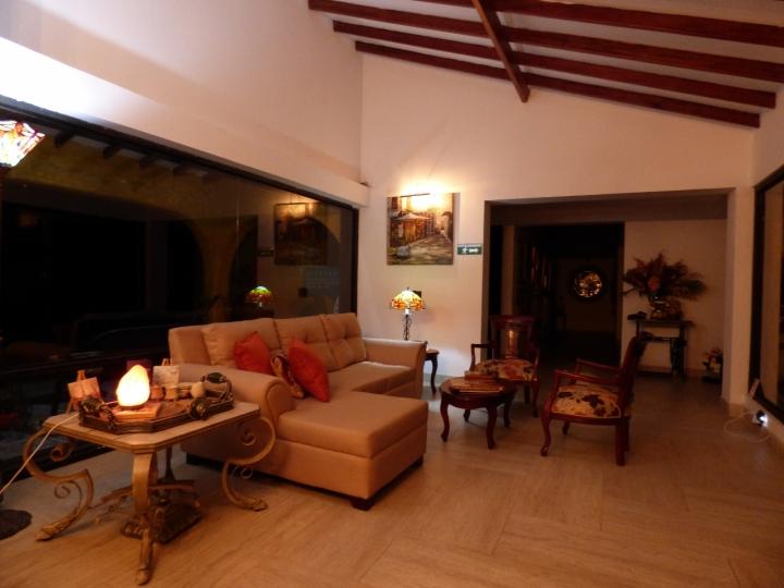Sala de estar - Villa