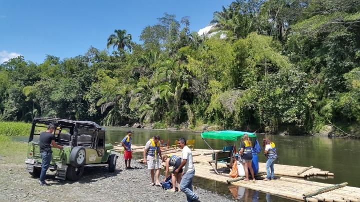 Puerto Alejandría - Río La Vieja - Quimbaya - Quindío. Foto: David Medina