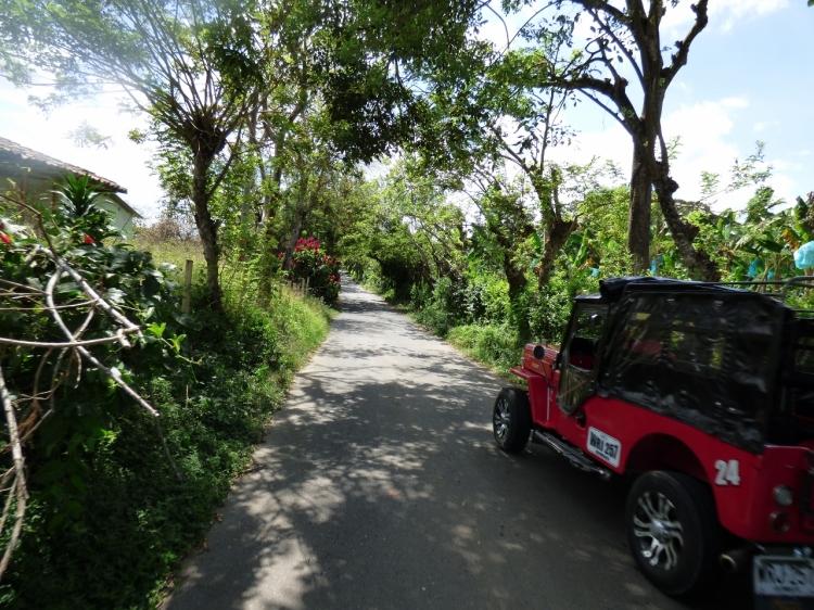 Rumbo al Balsaje en Willys - Quimbaya - Quindío. Foto: David Medina