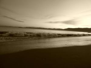 Playa Huina Bahía Solano - Chocó. Foto: David Medina