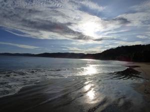 Playa huina - Bahía Solano - Chocó. Foto: David Medina