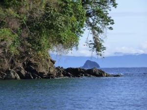Océano Pacífico en Bahía Solano - Chocó. Foto: David Medina