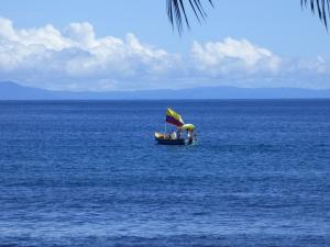 Océano Pacífico Bahía Solano - Chocó. Foto: David Medina