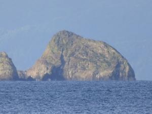 Formaciones Rocosas Oceano Pacifico - Bahía Solano - Chocó. Foto: David Medina