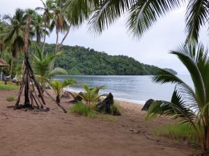 Playa Huina - Bahía Solano. Foto: David Medina