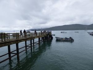 Embarcadero Bahía Solano. Foto: David Medina