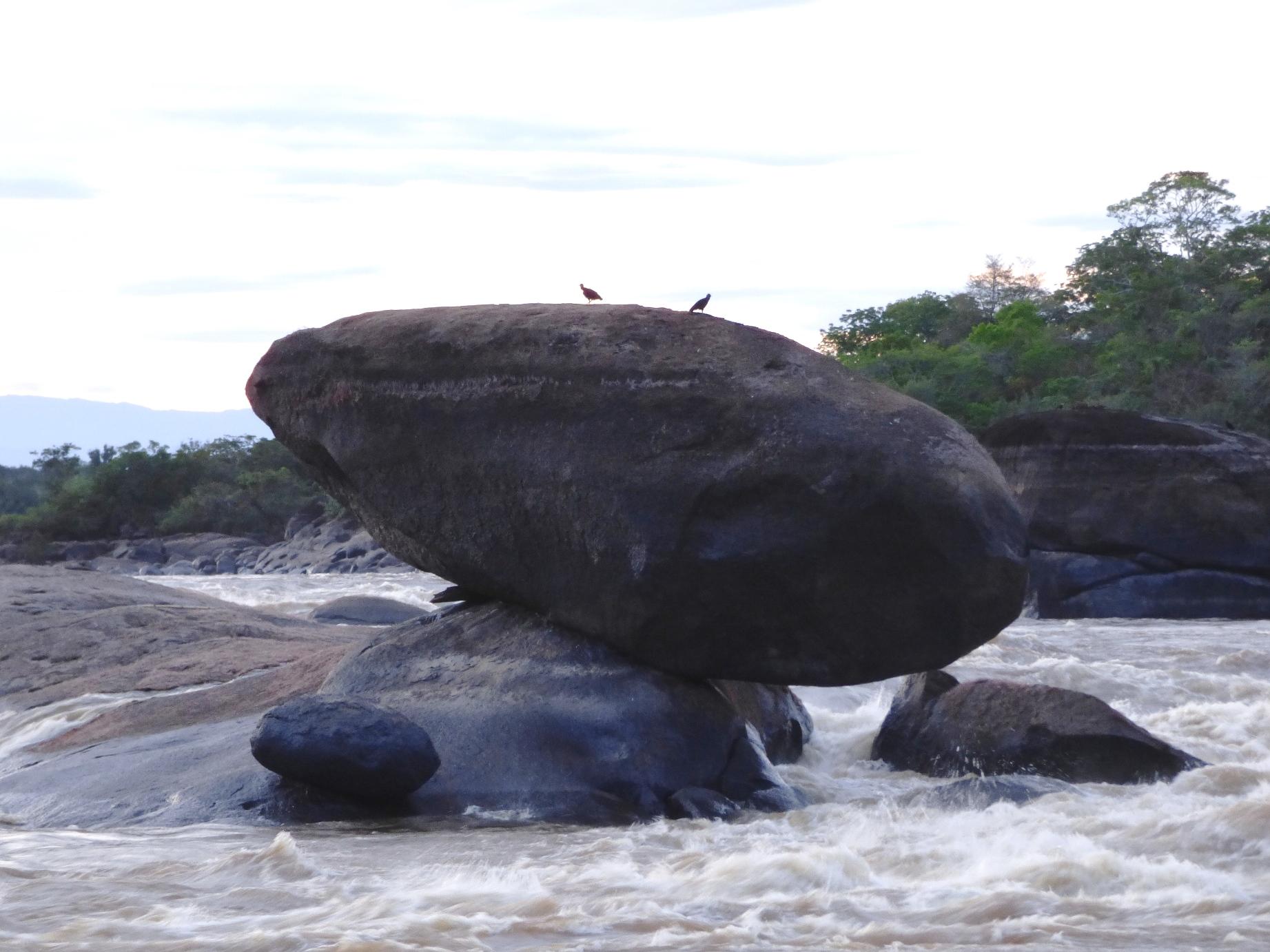 El Balancín - Río Orinoco - Parque Nacional Natural El Tuparro - Vichada. Foto: David Medina