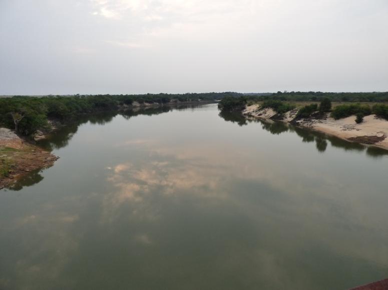 Río Bita - Vichada. Foto: David Medina
