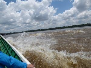 Río Orinoco - Vía Garcitas - Tuparro - Vichada. Foto: David Medina