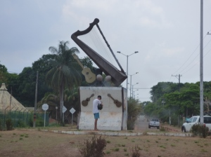 Monumento al Arpa - Vichada. Foto: David Medina