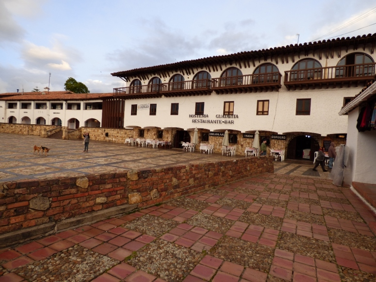 Hostería Guatavita - Cundinamarca - Colombia. Foto: David Medina