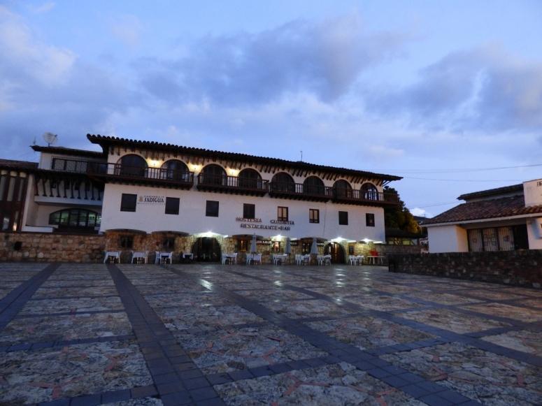 Hostería - Restaurantes en Guatavita - Cundinamarca. Foto: David Medina