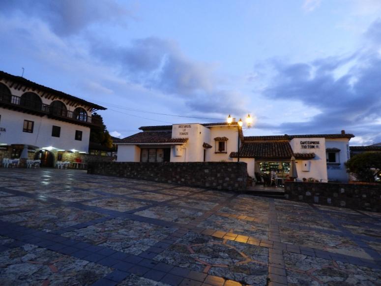 Cafés, Artesanías y Restaurantes en Guatavita - Cundinamarca. Foto: David Medina