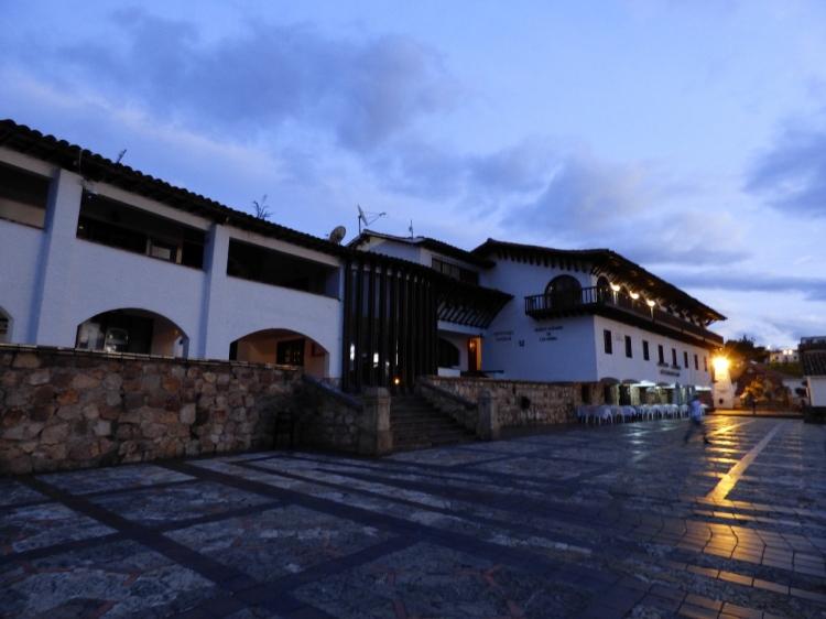 Casa Municipal - Guatavita - Cundinamarca. Foto: David Medina