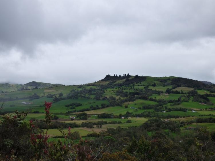 Paisajes en Guatavita - Cundinamarca. Foto: David Medina
