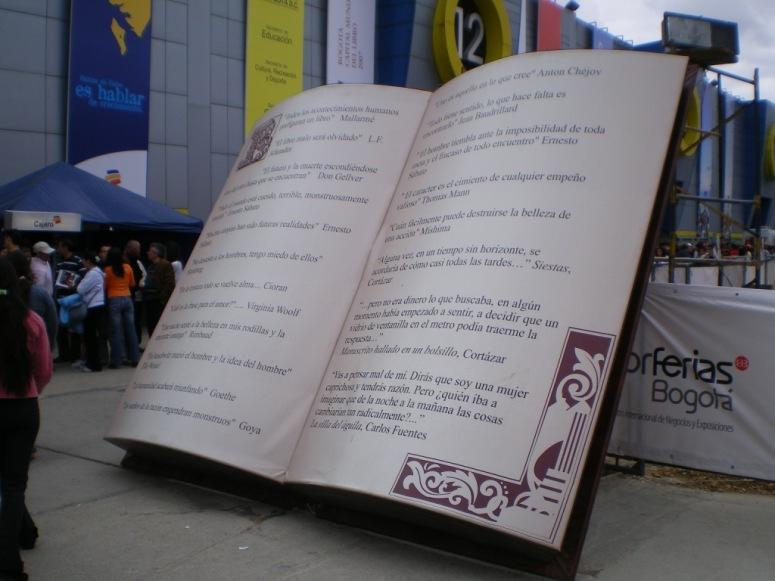 Feria del Libro - Imagen Archivo