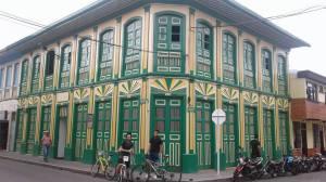 Ruta de la bici - Calarcá