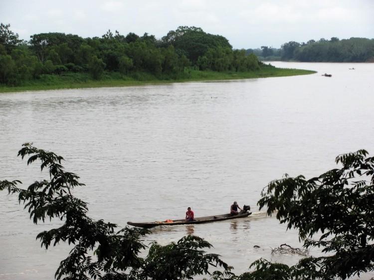 Río Guaviare - San José del Guaviare. Foto: David Medina