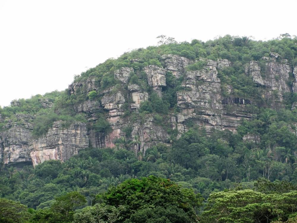Serranía de la Lindosa - Guaviare. Foto: David Medina