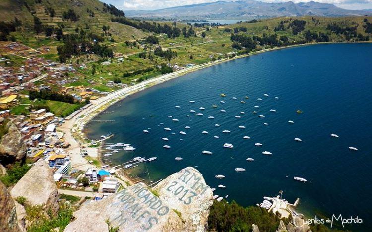 Copacabana, Titicaca - Bolivia. Foto: Natalia Méndez