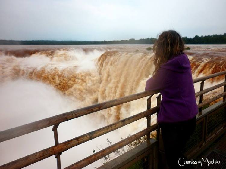 Iguazú Foto: Natalia Méndez